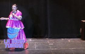La india Yuridia: Rigoberto no me saca a bailar