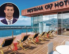 CRISTIANO RONALDO CENDS ITS HOTELS IN PORTUGAL FOR THE FIGHT AGAINST CORONAVIRUSES