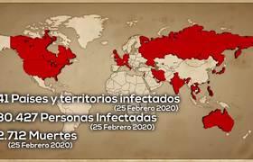 Coronavirus in 4 minutes! - (Update) (Animation)