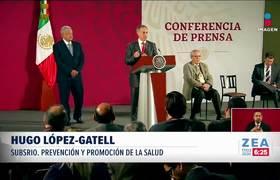 Sería mejor que López Obrador tuviera coronavirus, López-Gattel