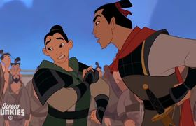 Honest Trailers | Mulan