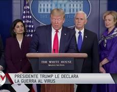 Donald Trump toma control de las fabricas de E.U.