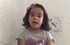#VIRAL: Girl explains what the coronavirus is