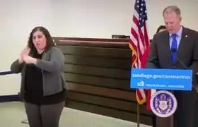 Mayor of San Diego URGE and asks Mayor Tiuana to act now on the coronavirus and take similar measures to those of SD Cou