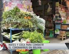 Coronavirus: Bolivia reveals its food against the coronavirus