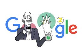 Recognizing Ignaz Semmelweis and Handwashing #GoogleDoodle