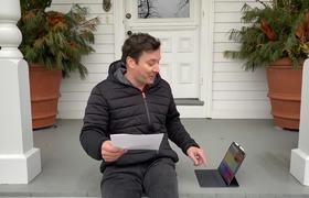 The Tonight Show: At Home Edition (Jennifer Garner)