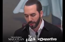 El video que todo el mundo tiene que ver | mensaje del presidente de El Salvador Nayib Bukele