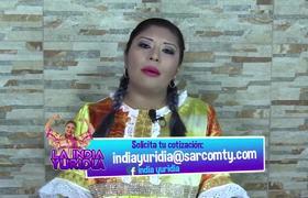 Las Vacaciones -- La India Yuridia