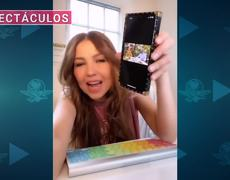 Thalía launches criticism of AMLO for not respecting measures against covid19