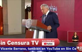 #AMLO: EL PUEBLO DE MÉXICO ESTÁ HECHO PARA RESISTIR ADVERSIDADES Y SALIR ADELANTE