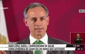 CORONAVIRUS: México entró oficialmente a la FASE 2 de #Covid19
