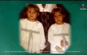 Ivonne e Ivette están orgullosas de ser las gemelas mexicanas