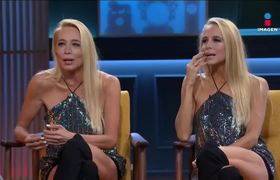 El divorcio de la gemela Ivonne. ¡Sufrió por dos años!
