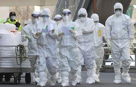 Coronavirus: España desinfectar lugares públicos para proteger ancianos