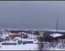 Russia Earthquake 7. Magnitude Earthquake Strikes Eastern AND TSUNAMI WAVES MARCH 25, 2020