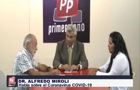 #CORONAVIRUS: ADVICE FROM DR ALFREDO MIROLI