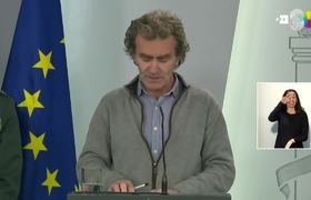 Mas de 4 mil muertos por coronavirus en España