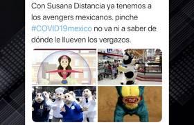 Los Mejores Memes de Susana Distancia I Susana Distancia