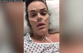 Pregnant coronavirus patient pleads for public to stay home