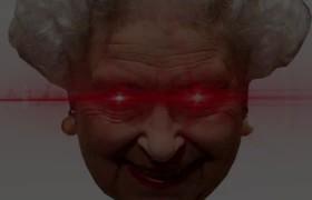 Queen Elizabeth is immortal (meme)