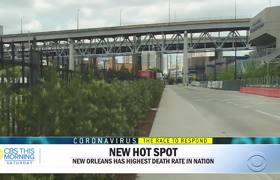 #Coronavirus precautions lead to rat problem in New Orleans