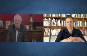 Sen. Bernie Sanders Talks COVID-19, Medicare for All and Coronavirus Stimulus