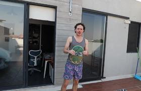Luisito COmunica; Instalé una alberca en mi casa