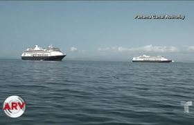 Coronavirus: Florida debates the fate of two cruise ships full of patients