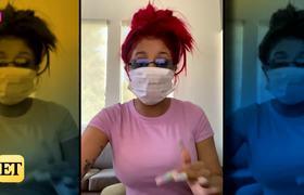 Cardi B se deja ir contra las celebridades que se hacen la prueba de coronavirus sin tener sintomas