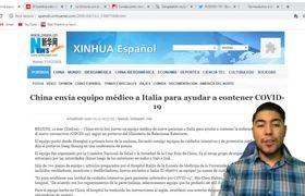 EL HOMBRE MAS RICO DE CHINA DONA TODO ESTO A MEXICO
