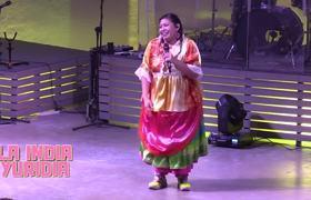 La India Yuridia: Cuando Rigoberto Toma