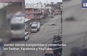 Coronavirus Ecuador DEAD IN THE STREETS Authorities do not collect the bodies