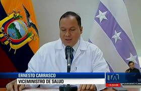2748 confirmed cases of coronavirus in Ecuador