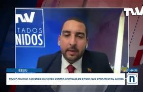 United States Deploys Anti-Drug Ships Near Venezuela's Coasts
