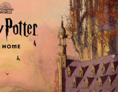 J.K. Rowling launches the Harry Potter at Home website for children (and adults) in quarantine