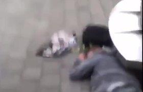 Reportan cuerpo tirado en Polanco, presuntamente hombre afectado por #coronavrus