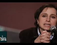 México no se merece a esa basofia Carmen Aristegui a Laura Bozzo