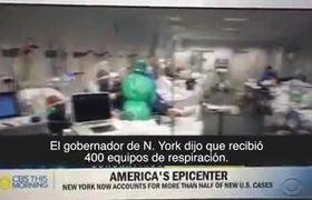 Los noticieros mienten y exageran acerca de la pandemia?