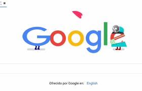 Cordonavirus: El Primer Doodle de Google con Errores | 7 de Abril 2020