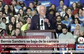 Bernie Sanders withdraws from Democratic race over presidential bid