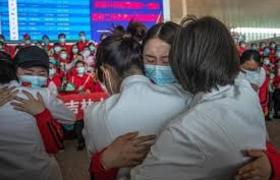 Wuhan ends his quarantine