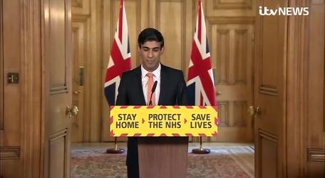 #Coronavirus: Boris Johnson's condition in intensive care is 'improving', says Sunak