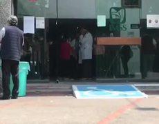 Nuevo brote de #covid19 en hospital del IMSS, ahora fue en Tlalnepantla