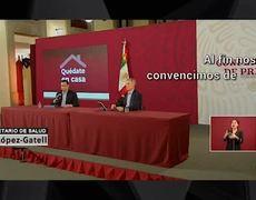 Pruebas rápidas para el #covid19 carecen de validez: López-Gatell