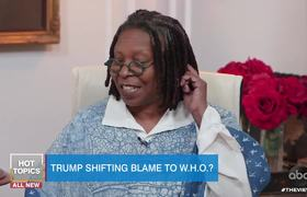 Trump Shifting Blame to WHO? | The View