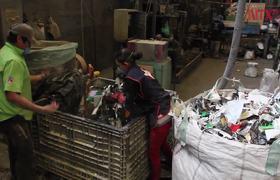 Ecatepec prepares bags for deceased by #COVID19