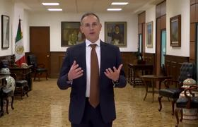 Cubrebocas no sustituye el aislamiento masivo: Hugo López-Gatell