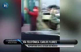 Familiares de pacientes dan portazo en hospital de Ecatepec por falta de información