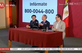 Hugo López Gatell celebra a los cumpleañeros de mayo